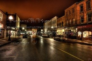 Dunnville downtown